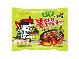 Samyang Hot Chicken Jjajang Ramen 140g