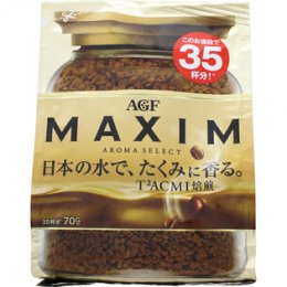 AGF MAXIM COFFEE 70G