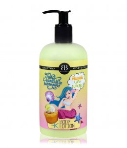 BETTINA BARTY LIMITED EDITION VANILLA LIME CUP CAKE BODY LOTION 500 ml.