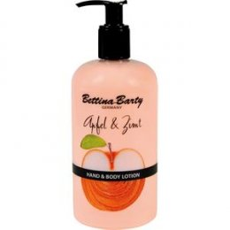 BETTINA BARTY Apfel & Zimt HAND & BODY LOTION 500 ml.