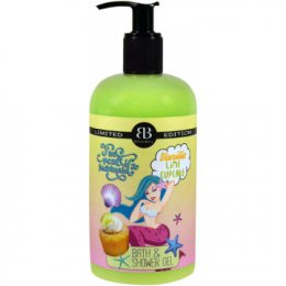 BETTINA BARTY LIMITED EDITION VANILLA LIME CUP CAKE BATH & SHOWER GEL 500 ml.
