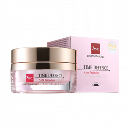 BSC Cosmetology Time Defence NANO PROTECTIVE DAY CREAM SPF20 UVA+++
