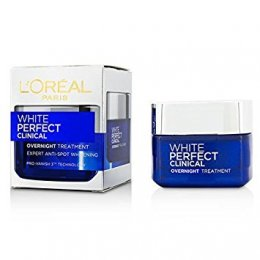 L'OREAL PARIS WHITE PERFECT CLINICAL OVERNIGHT TREATMENT EXPERT ANTI_SPOT WHITENING