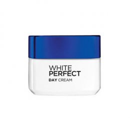 L'Oreal Paris WHITE PERFECT DAY CREAM SPF17 PA++ WHITENING + EVEN TONE