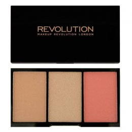 MAKEUP REVOLUTION  ICONIC BRONZED & BRIGHTENS - SMOULDER