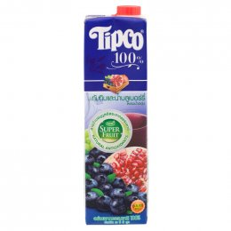 TIPCO POMEGRANATE AND BLUEBERRY AND GRAPE JUICE