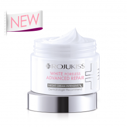 Rojukiss White Poreless Advanced Repair  Night Cream