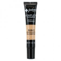 Jordana Complete Cover 2-in-1 Concealer & Foundation 07