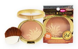 Physicians Formula bronze booster 2 in 1  glow boosting brozer+highlighter #light to medium