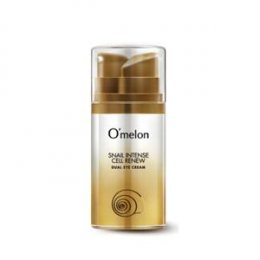 Omelon SNAIL Intense Cell Renew Dual  Eye Cream