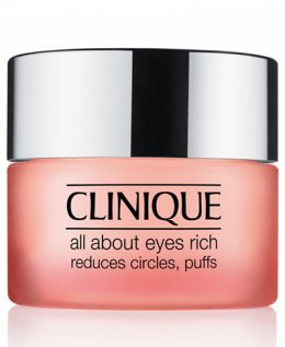 CLINIQUE all about eyes rich all skin types