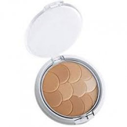 physicians formula magic mosaic multi-colored  custom face power #warm beige/light bronzer