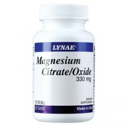 Lynae Magnesium Citrate/Oxide 330 mg