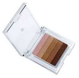 Physicians Formula shimmer strips custom bronzer blush & eye shadow / miami strip/healthy glow bronzer