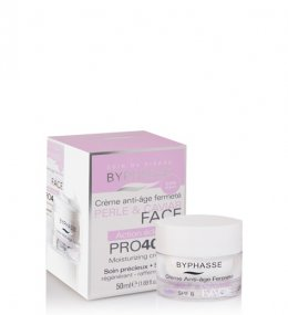 Byphasse anti-aging cream pro40 years pearl  and caviar
