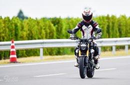 Review Test Honda CB150R Exmotion