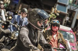 THAILAND The Distinguished Gentleman's Ride 2017