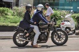 THAILAND The Distinguished Gentleman's Ride 2017