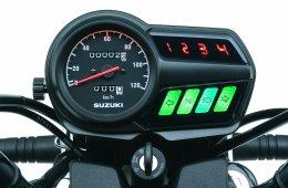 Suzuki GD110HU… New Color