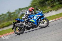 Over Review by OverRide  ขี่จริง ลงสนามจริง เด็ดจริง  เจาะลึกทุกซอกมุม Suzuki GSXR-150