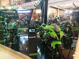"""""""คาวาซากิ"""" ยกทัพรถมาอวดโฉมใจกลางกรุง กับงาน Bangkok Motor Bike Festival 2018 พร้อมโปรโมชั่น - 28 กุมภาพันธ์ 2561"""