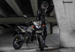 """Kawasaki ประกาศวางจำหน่ายสีใหม่!! KSR """"Final Edition"""""""