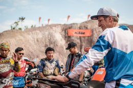 KTM Coaching Clinic with Chirs Birch