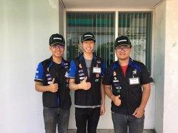 คาวาซากิร่วมสนับสนุน KMUTT Formula Student 2017 ในรายการ JSAE Auto Challenge 2017