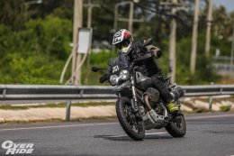 Press Test Moto Guzzi V85TT  -The Spirit of Exploration -