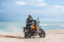 Press Test Moto Guzzi V85TT  -The Spirit of Exploration -