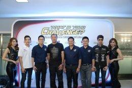 PTT Challenger Synthetic 4T สูตรใหม่ SAE 10W-40 สังเคราะห์ 100%