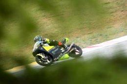 """""""แสตมป์"""" อภิวัฒน์ ประกาศศักดาฝีมือเด็กไทย ติดท็อปเท็นศึก CEV moto3 ชิงแชมป์โลก สนามแรก"""