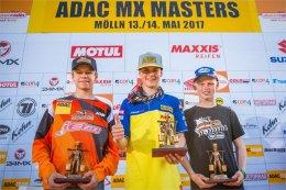 ซูซูกิ แรงไม่หยุด!!! ขึ้นโพเดียม 1-2 คว้าแชมป์ ADAC MX ใน Mölln