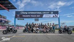 TEST ON TRACK Triumph Street Triple RS @chang international circuit