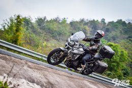 OverRide Test & Tour  All New Triumph Tiger 800 XCA, XRT
