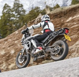 Full Throttle All New Triumph Tiger 800 XCA,XRT Global Press Test Ride at Morocco
