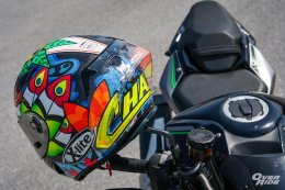 X-Lite Helmet X803RS Ultra Carbon Review By OverRide