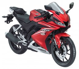 Yamaha's policy statement. And the launch of a new motorcycle every segment. And launch of the All New YZF-R15 2017.