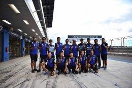 ขุนพลนักบิด YAMAHA RIDERS' CLUB RACING TEAM  ระเบิดฟอร์มสุดร้อนแรงยืนโพเดี้ยมสนามแข่งระดับโลกแบบสุดมันส์  พร้อมการันตีแชมป์ประเทศไทย