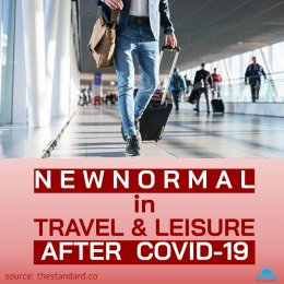 New Normal in Travel & Leisure after COVID-19