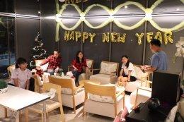 Happy new year 2019 | สวัสดีปีใหม่ 2019