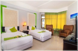 Superior Room : Twin bed / Double bed