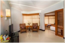 Suite Room - Double bed