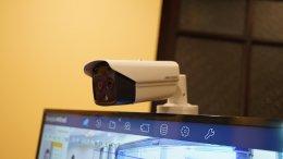 เข้าพบ คุณวราวิช กำภู ณ อยุธยา ที่ปรึกษา รัฐมนตรีกระทรวงศึกษาธิการเพื่อมอบกล้องตรวจจับความร้อน 3 แบบ มูลค่า 576,900 บาท