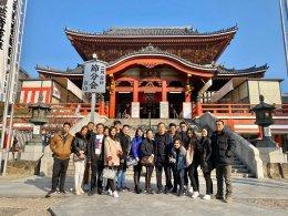 ทริปพิเศษ!! สุดExclusiveตะลุยแดนอาทิตย์อุทัยไปกับ ครอบครัว DGFท่องเที่ยว ณ ประเทศญี่ปุ่น