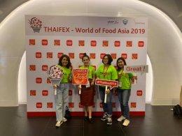 Tomajo at Thaifex 2019