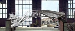สะพานที่สร้างด้วยเครื่องพิมพ์ 3มิติ