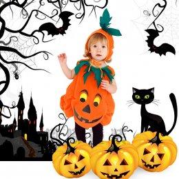 รวม 6 แบบ ชุด Halloween สำหรับเด็ก ที่ขายดีตลอดกาล