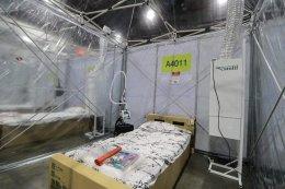 กระทรวงสาธารณสุข เปิดโรงพยาบาลบุษราคัม รองรับผู้ติดเชื้อโควิดกลุ่มสีเหลือง ขยายได้ 5,000 เตียง