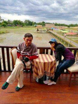 เพื่อนร่วมเรียนชวนไปสร้างฝายชะลอน้ำบนดอยแก่นมะกรูด จังหวัดอุทัยธานี #แก็งโลกสวย